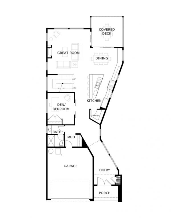 The Grove | Lot 4 - Main Floor