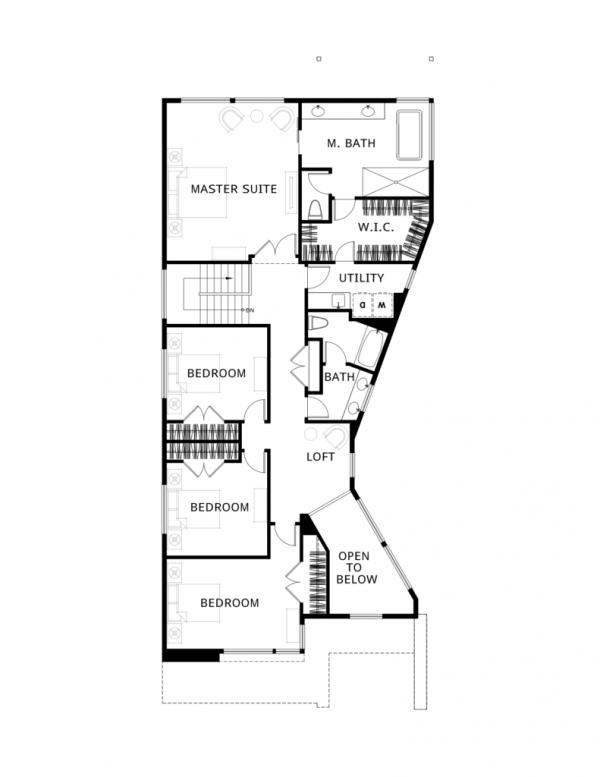 The Grove | Lot 4 - Upper Floor
